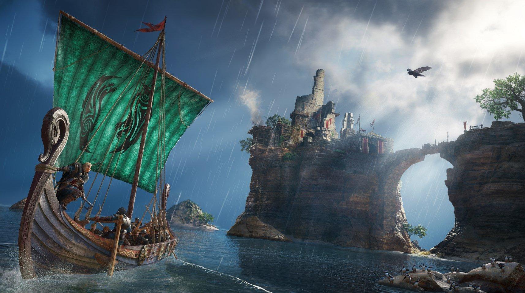 Assassin's Creed Valhalla2