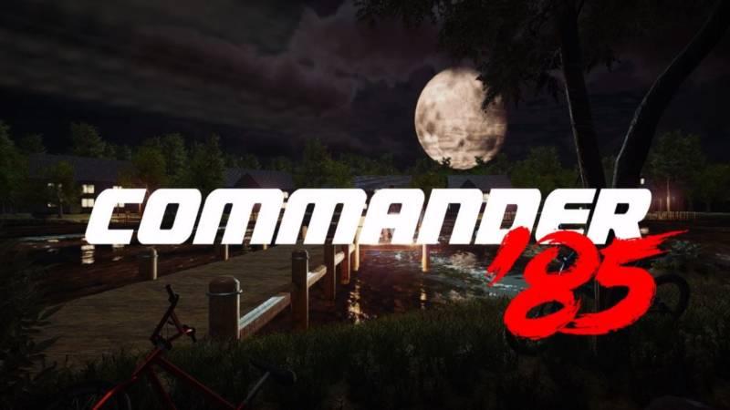 Commander '85 Art