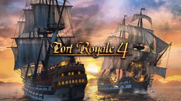 Port Royale 4 Art