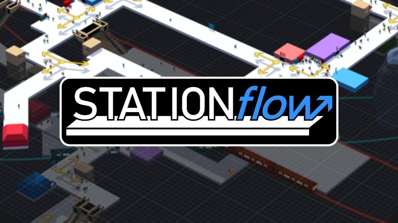 Stationflow Art