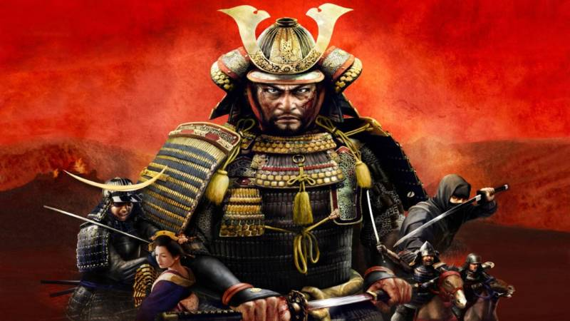 Shogun Ii Total War Art