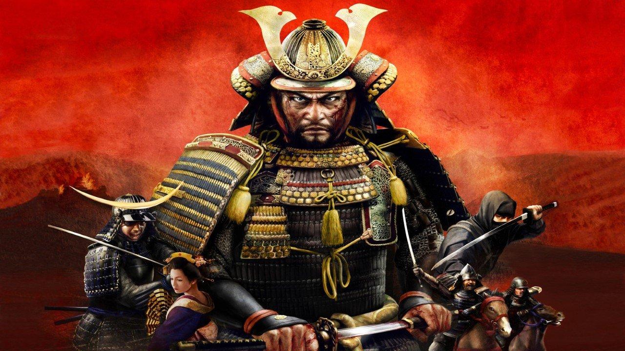 Shogun Ii Total War Art