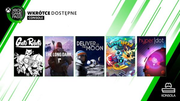 Xbox Game Pass Kwiecien 2020