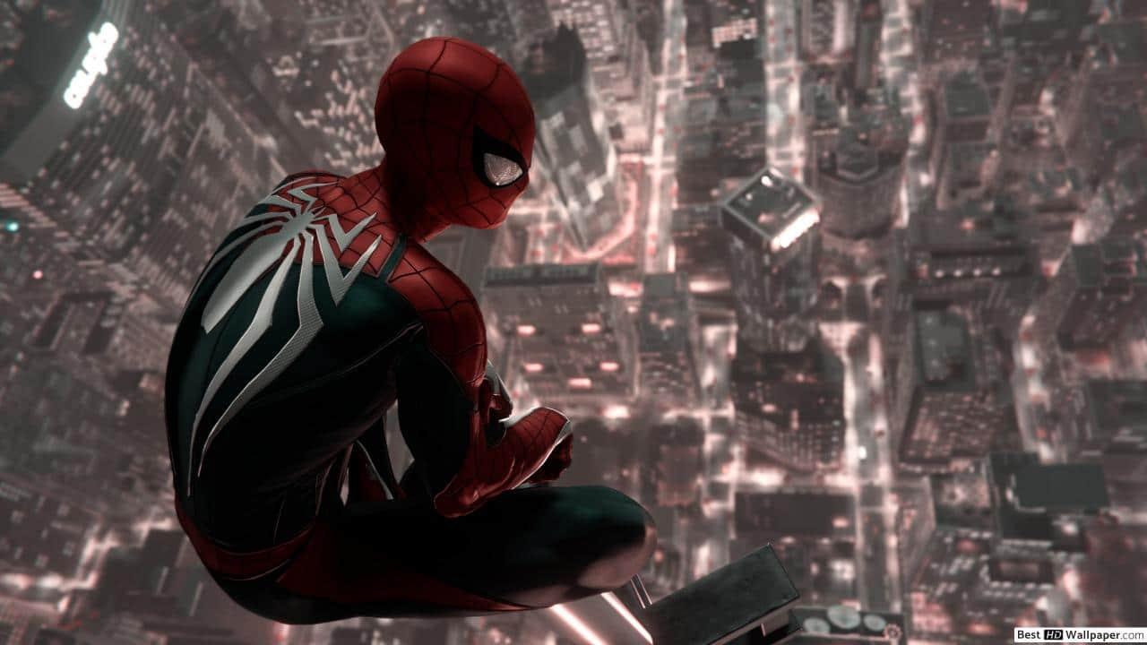 spider man gra 2019 marvel spiderman tapeta 1280x720 21950 45