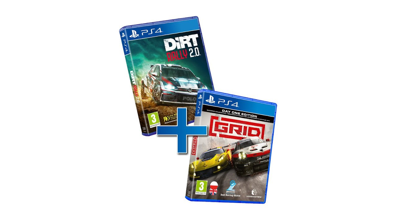 Dirt Rally 2.0 Grid
