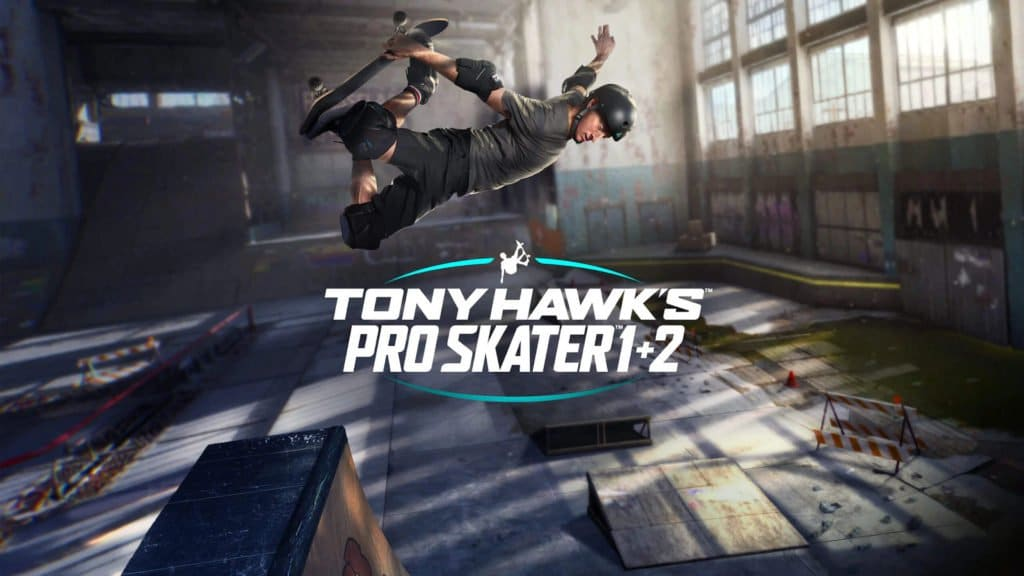 Tony Hawk's Pro Skater 1 and 2 2