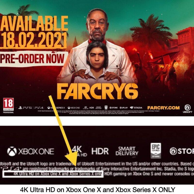 Far Cry 6 4k