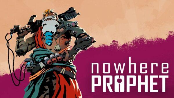 Nowhere Prophet Art