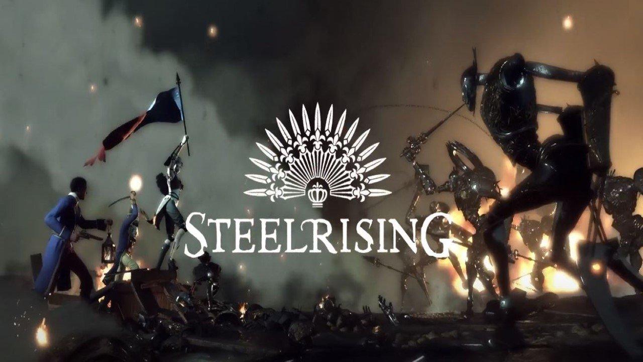 Steelrising Art