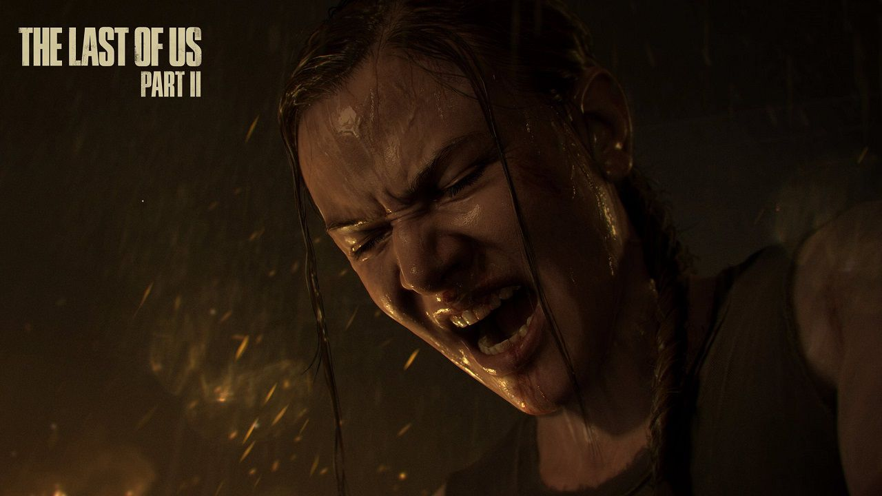The Last of Us Part 2 Abby