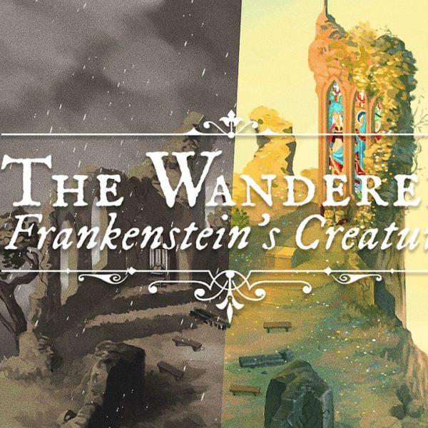 The Wanderer Frankenstein's Creature