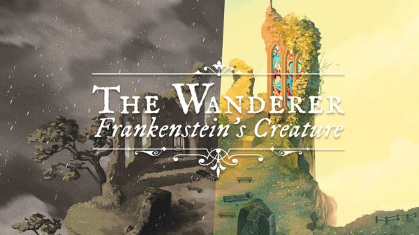 The Wanderer Frankenstein's Creature