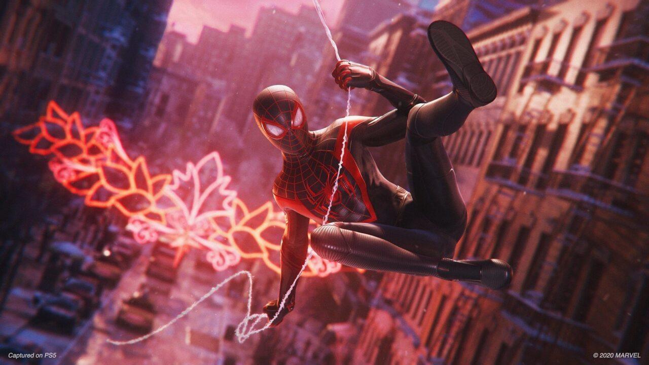 Marvel Spider Man Miles Morales