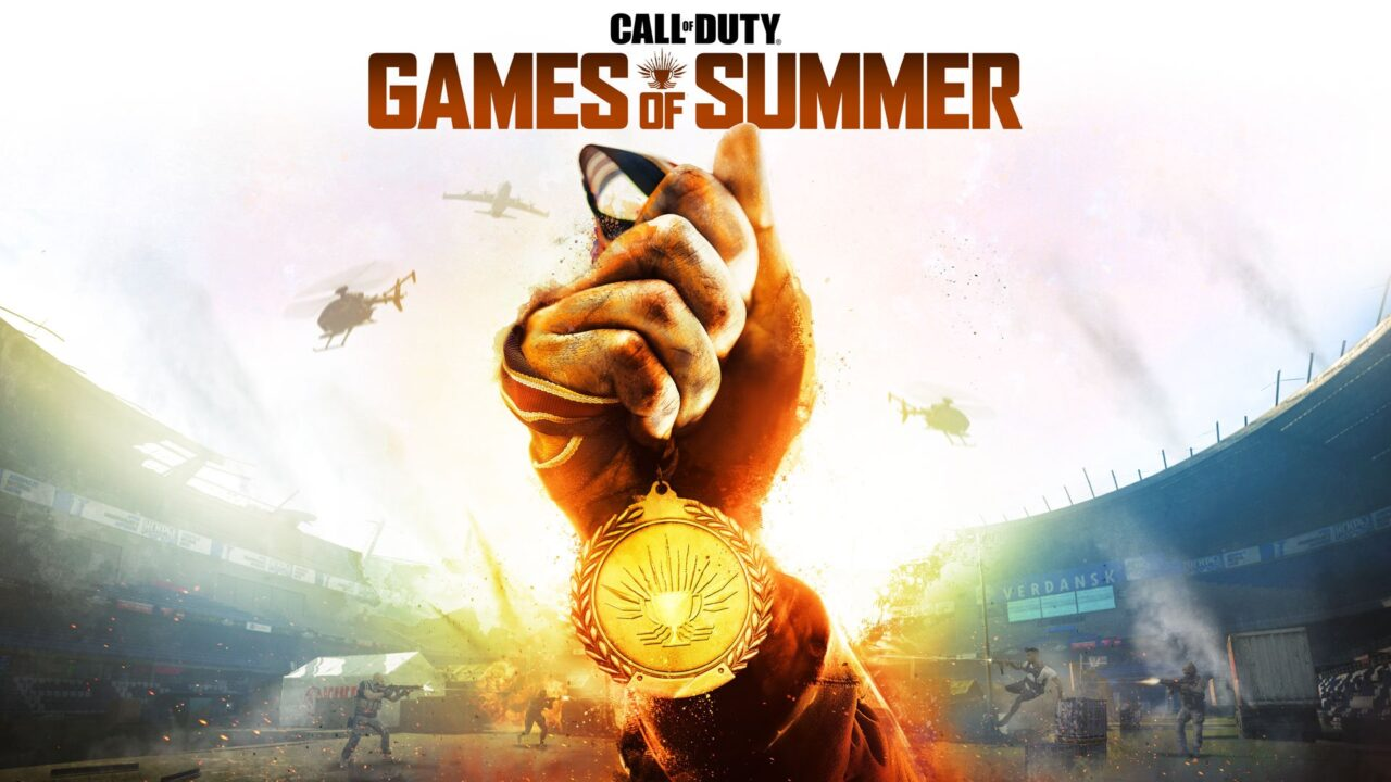 Call Of Duty Games Of Summer