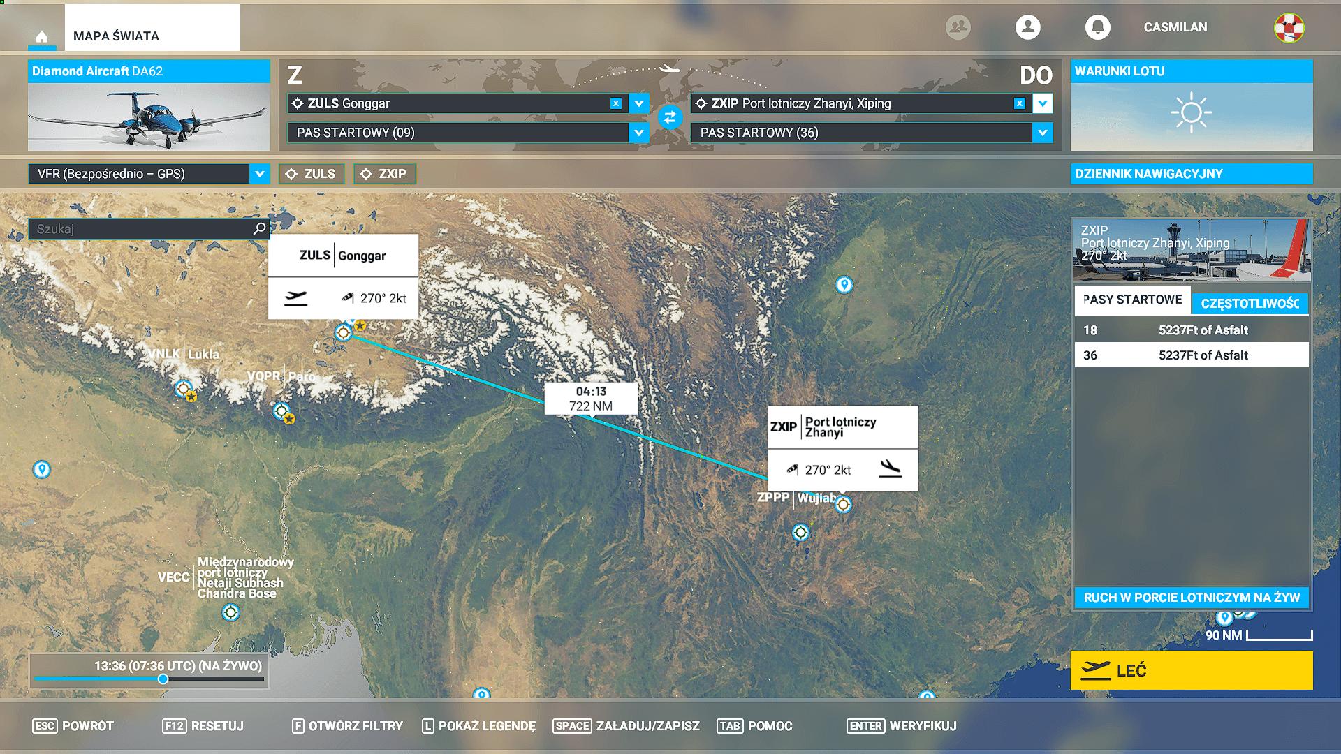 Microsoft Flight Simulator Screen (1)