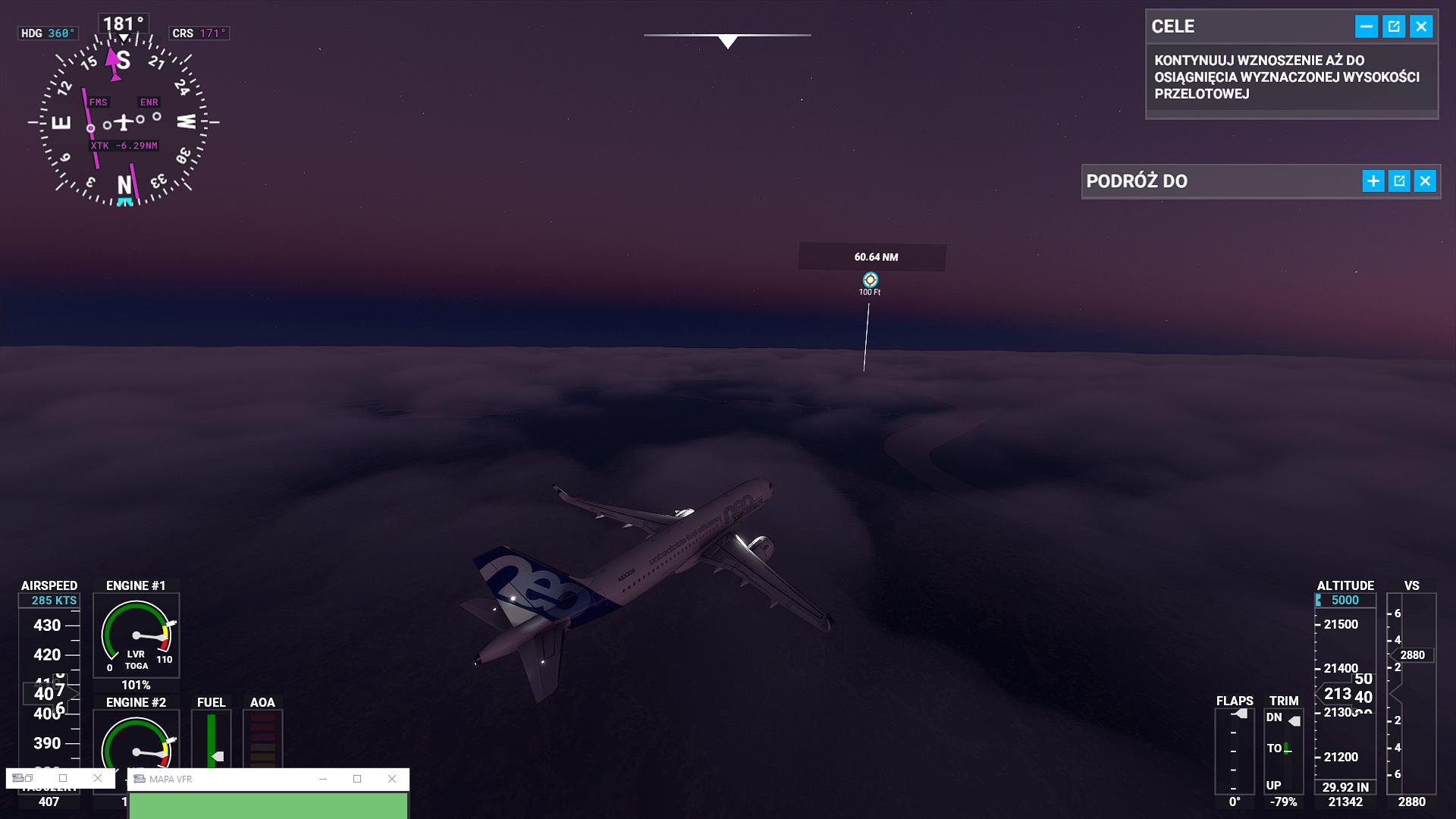 Microsoft Flight Simulator Screen (4)
