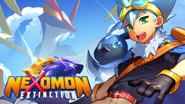 Nexomon Extinction Art