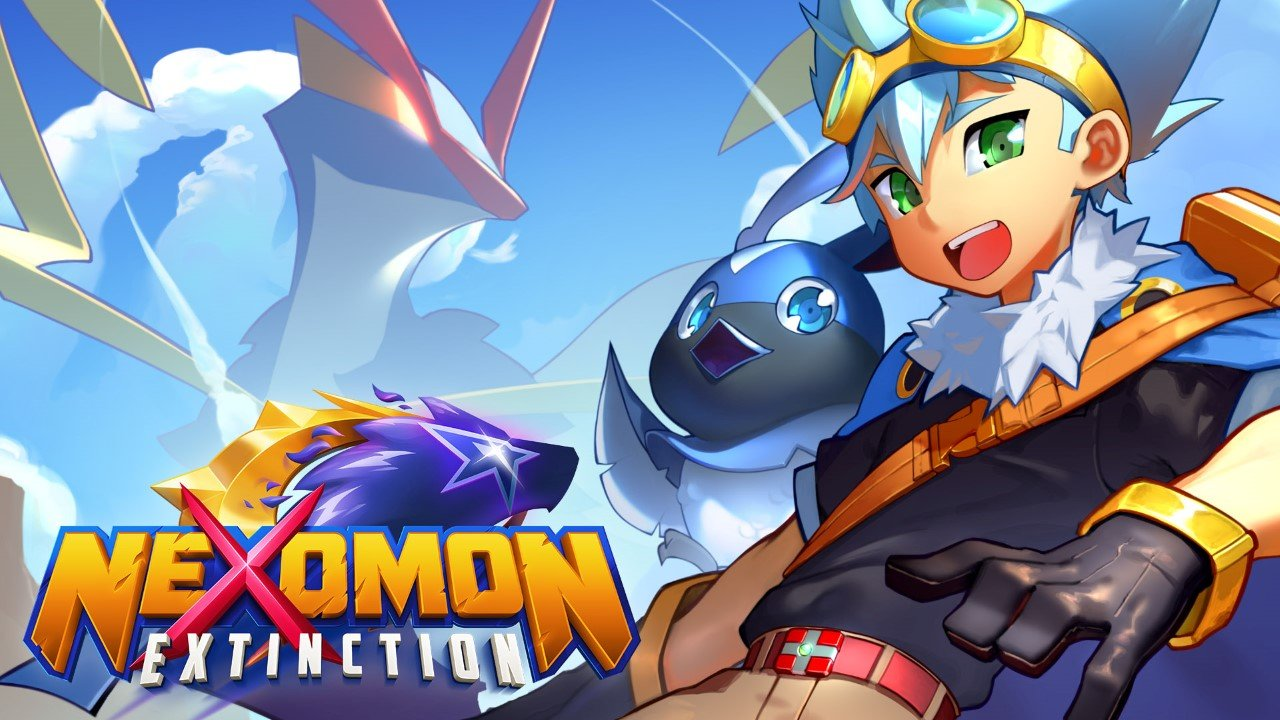 Nexomon Extinction Art
