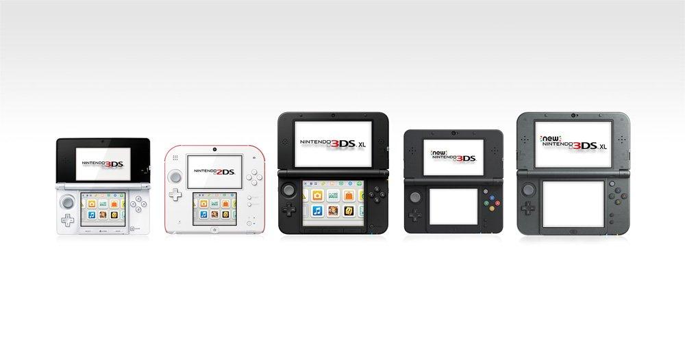 koniec produkcji Nintendo 3DS