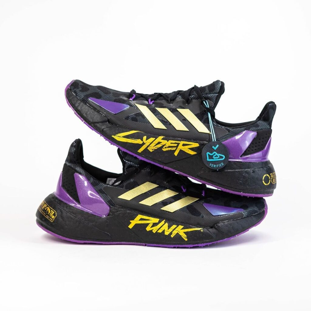 Buty Cyberpunk 2077 Adidas (5)