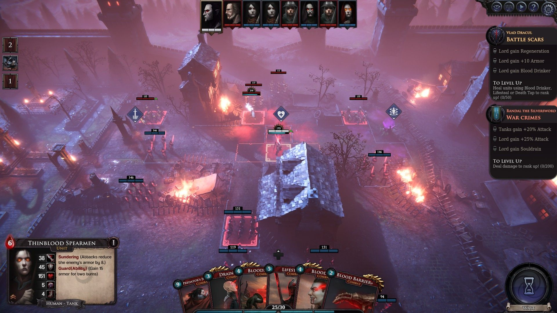 Immortal Realms Vampire Wars Screen3