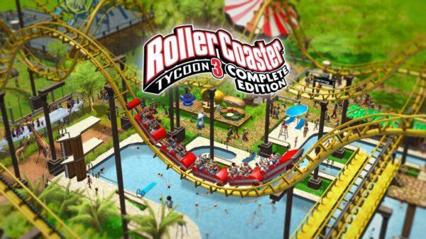 Rollercoaster Tycoon 3 za darmo