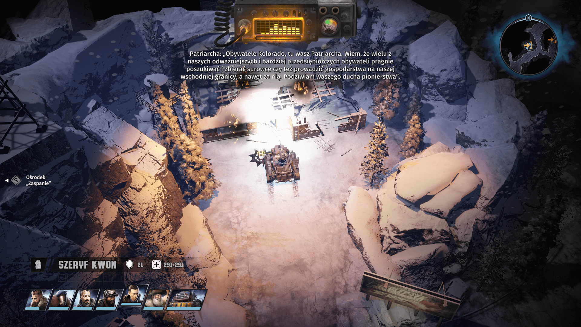 Wasteland 3 screen 2
