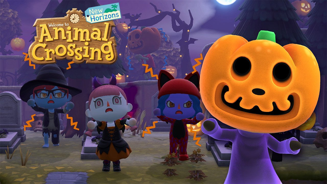 Jesienny Update Animal Crossing New Horizons
