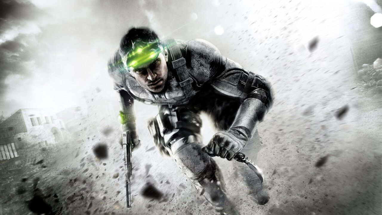 nowy Splinter Cell