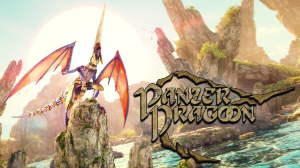 Panzer Dragoon: Remake na PS4