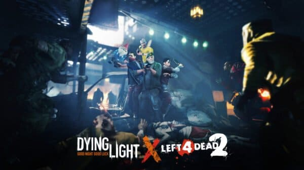 Dying Light And Left 4 Dead 2