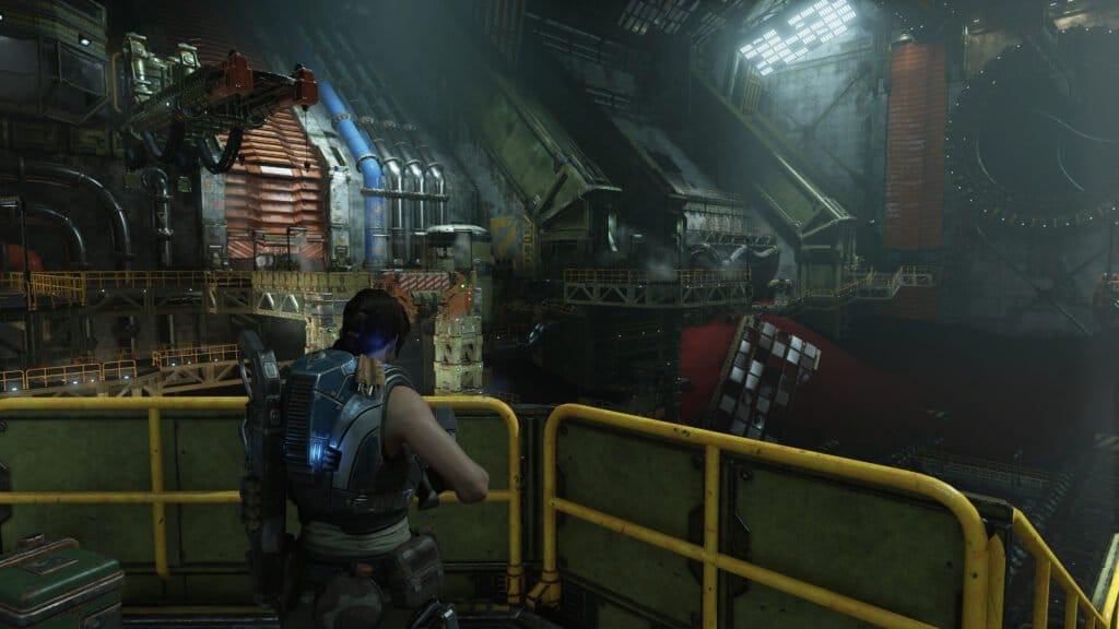 Gears 5 na Xbox Series X zyskują wiele szczegółów