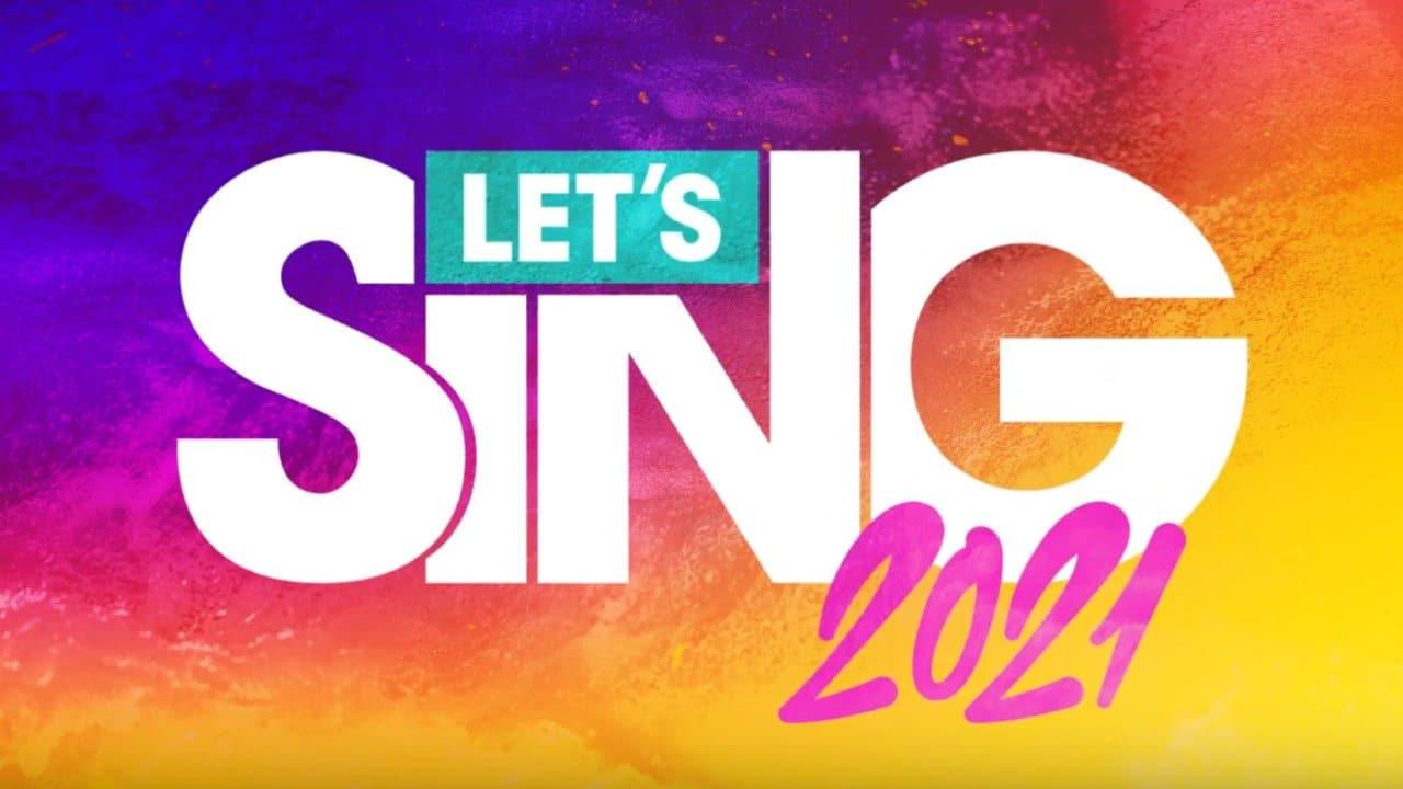 Let's Sing 2021