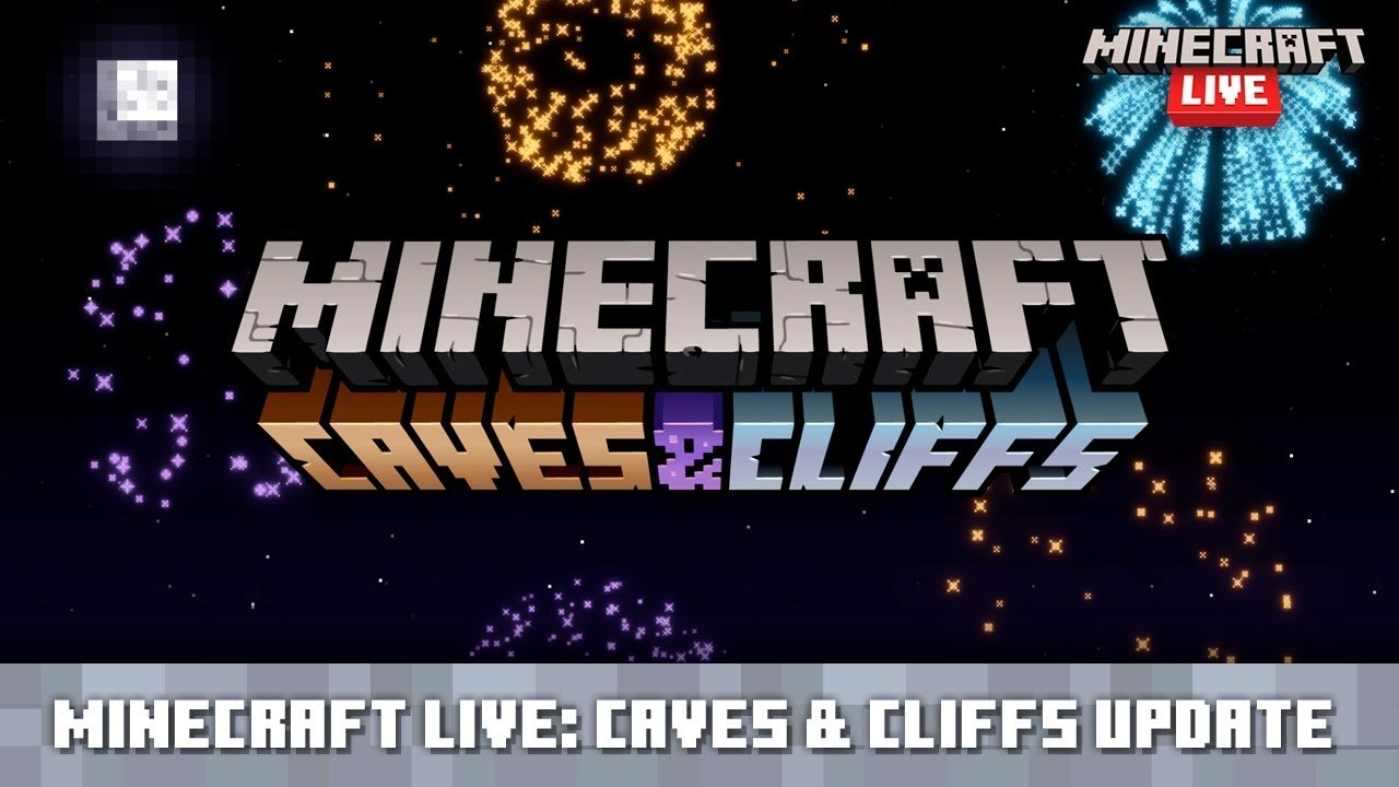 Minecraft Caves & Cliffs Update