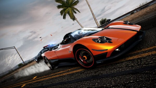 Need For Speed ​​hot Pursuit Remastered