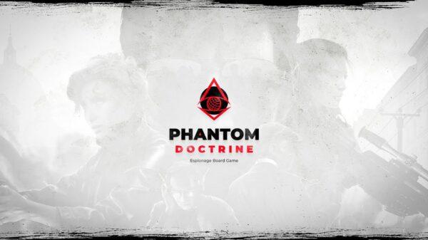 Phantom Doctrine Espionage Board Game
