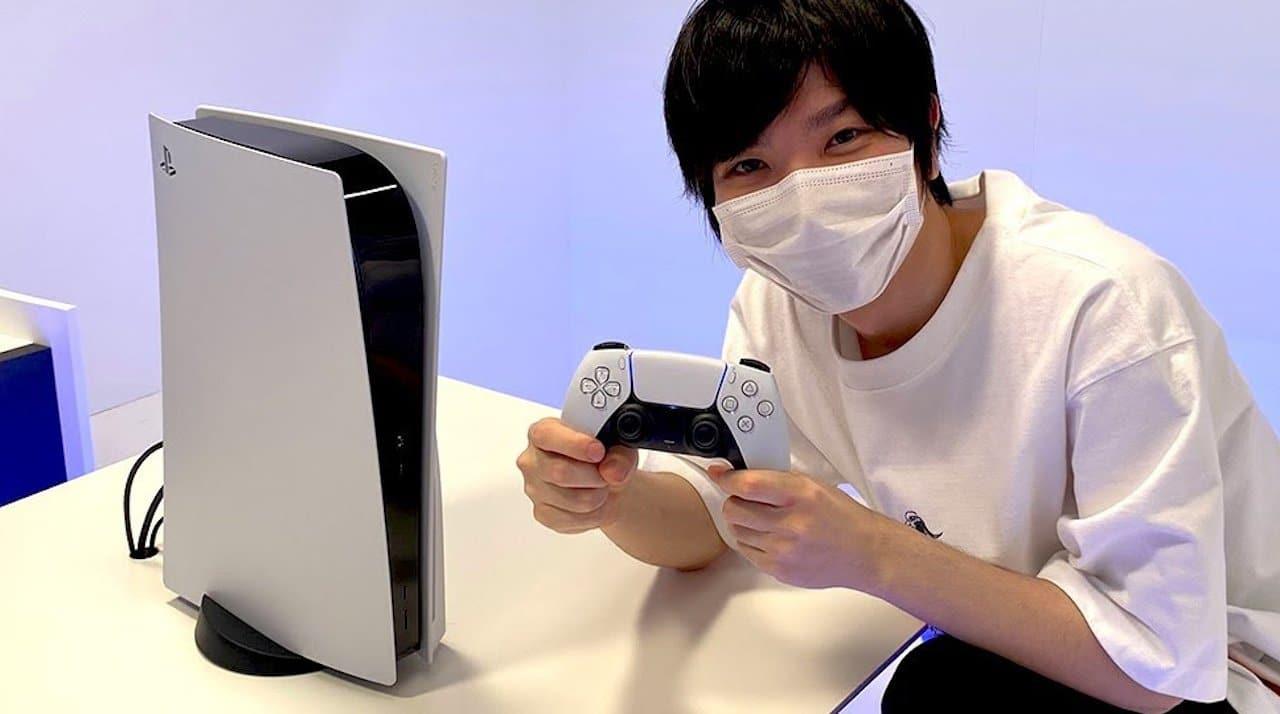 PlayStation 5 pierwsze zdjęcie na żywo