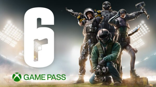Rainbow Six Siege W Xbox Game Pass