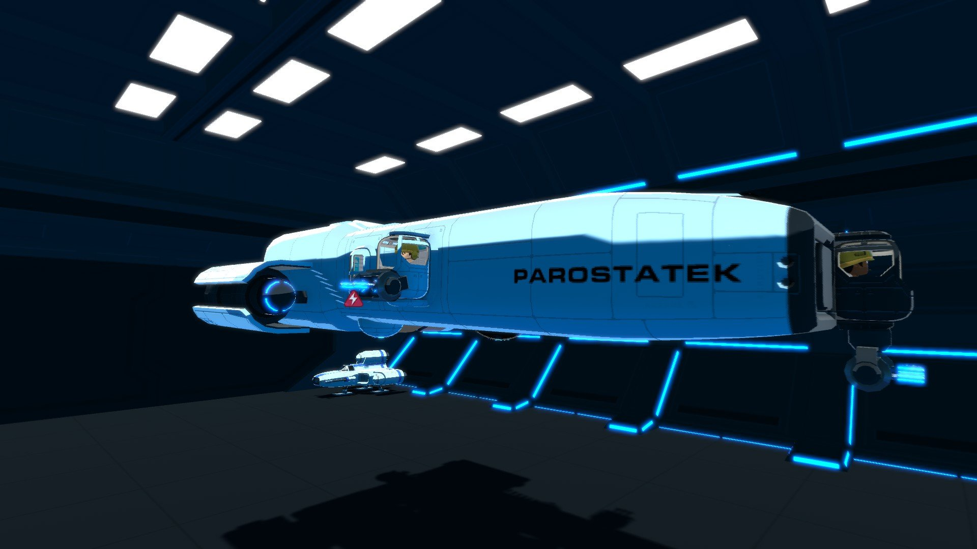 Space Crew (2)