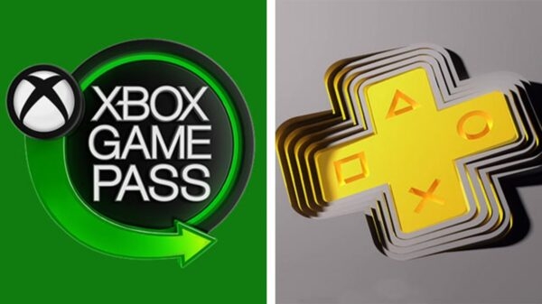 Xbox Game Pass Playstation Plus