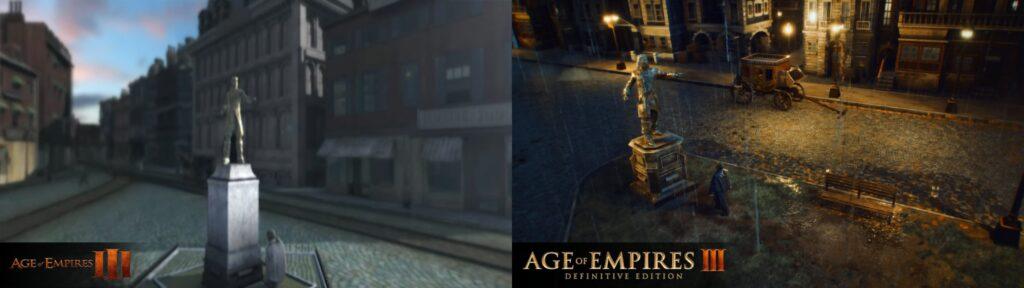 Zmiany w oprawie graficznej AoE.