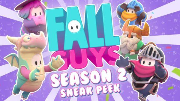 Fall Guys Sezon 2