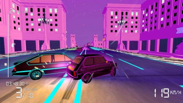 Electro Ride The Neon Racing 05