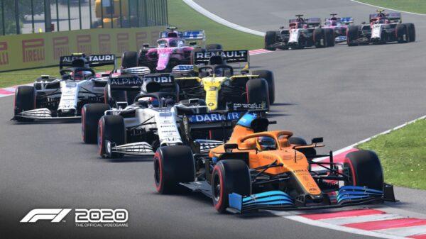 F1 2020 Art