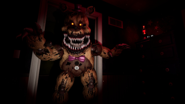 Prace nad ekranizacją Five Nights at Freddy's