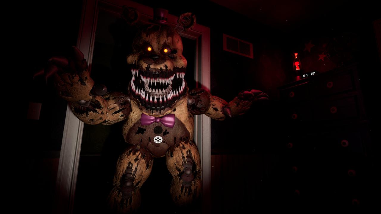 Prace nad ekranizacją Five Nights at Freddy's