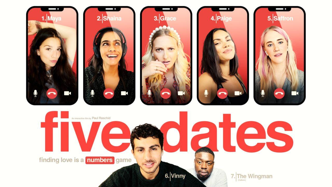 Five dates Banner Hd