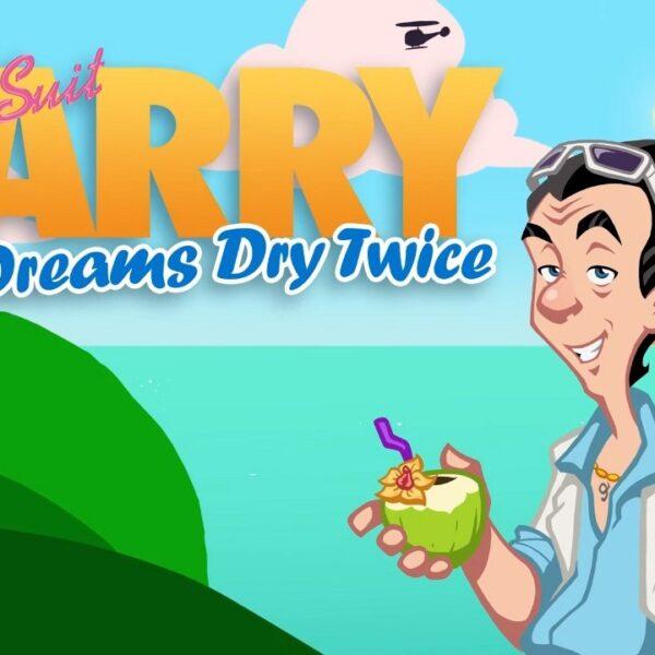 Larry Wet Dreams Dry Twice