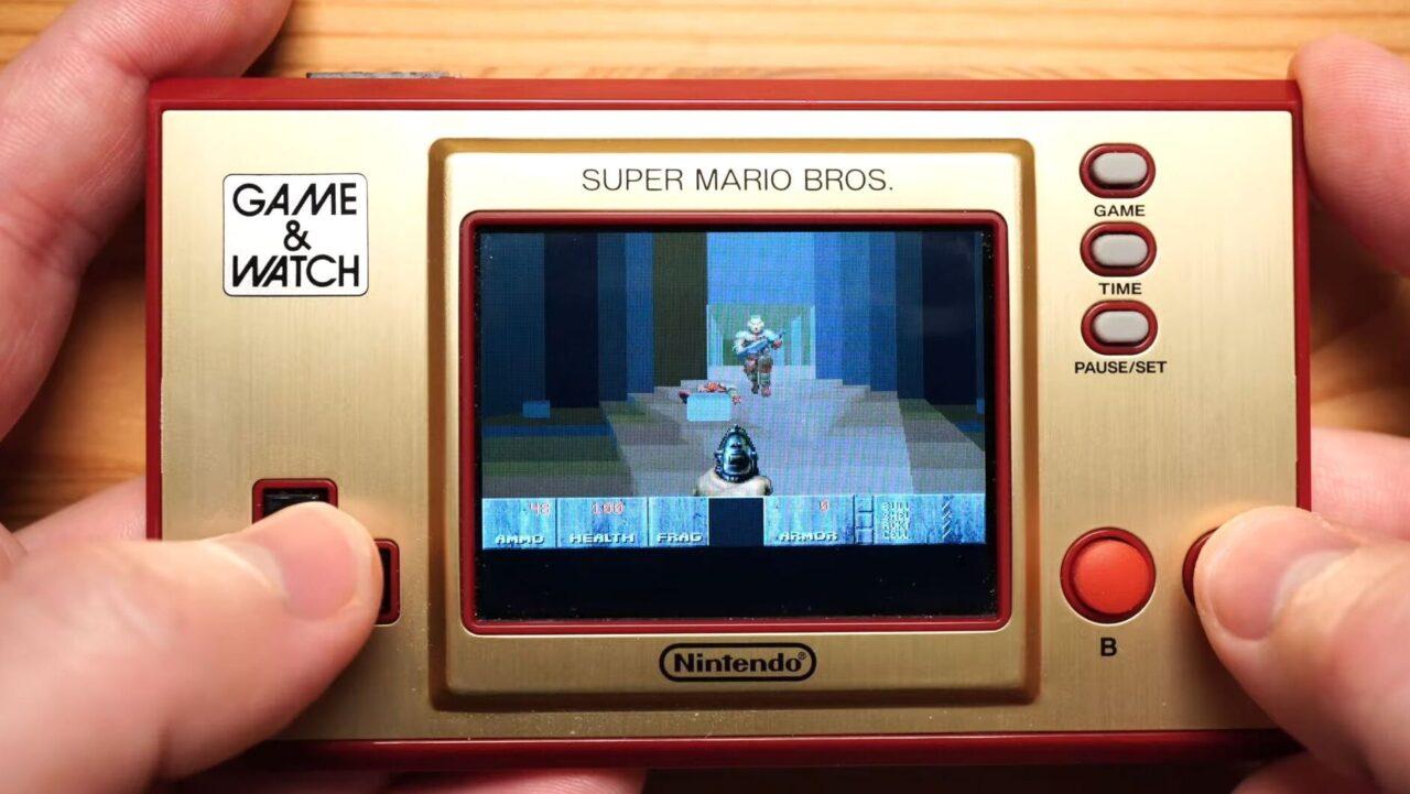 Nintendo Game & Watch Doom