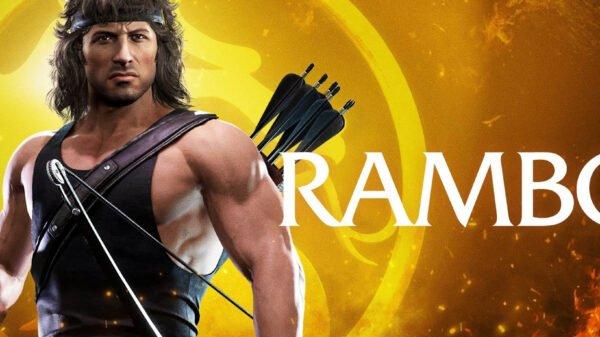 Rambo W Mortal Kombat 11